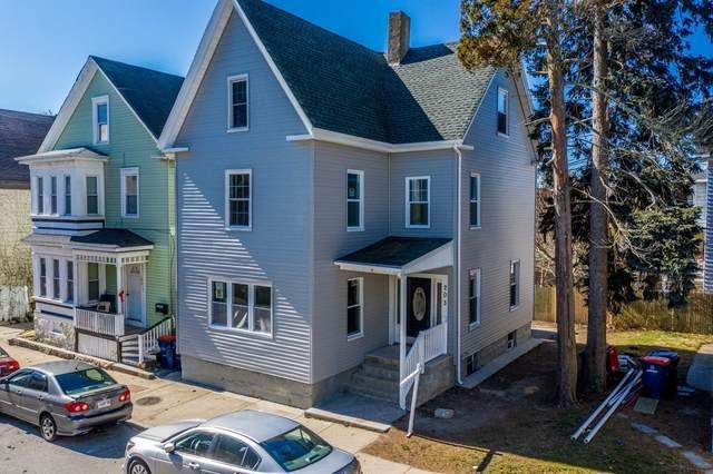 203 Ash St, New Bedford, MA 02740 (MLS #72793414) :: revolv