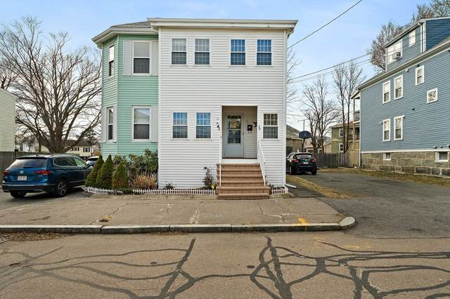 39 Harrington Avenue #39, Quincy, MA 02169 (MLS #72793423) :: EXIT Cape Realty