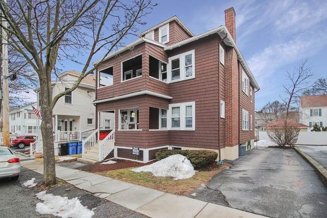 20-22 Benjamin Rd, Belmont, MA 02478 (MLS #72793437) :: The Gillach Group