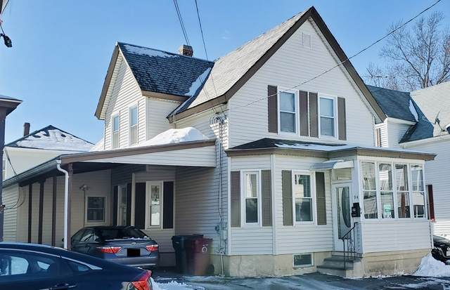 94 Avon St, Lowell, MA 01854 (MLS #72793690) :: The Gillach Group