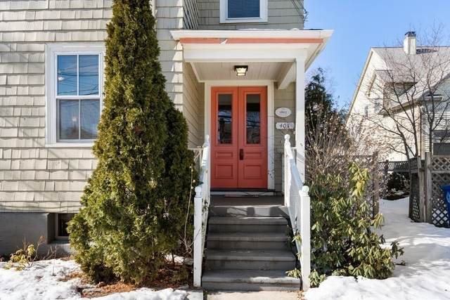 405 Cherry St #1, Newton, MA 02465 (MLS #72793723) :: Revolution Realty