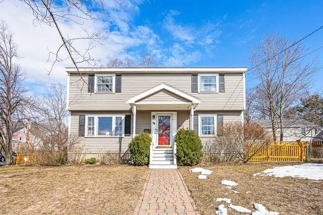38 Sargent Road, Winchester, MA 01890 (MLS #72793749) :: Charlesgate Realty Group