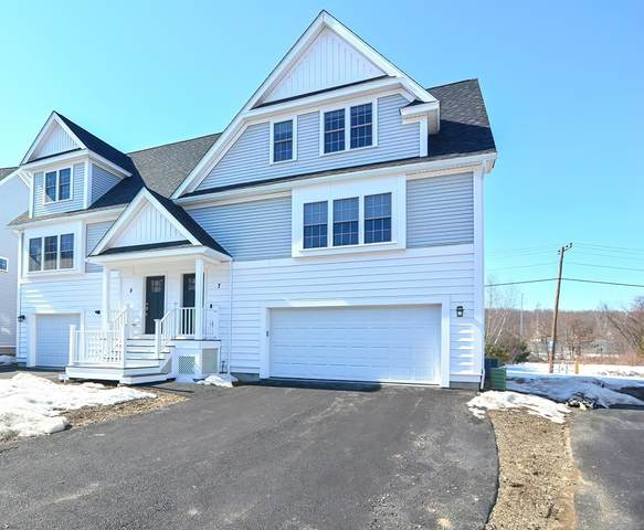 7 Craftsman Court #7, Grafton, MA 01560 (MLS #72793755) :: The Duffy Home Selling Team