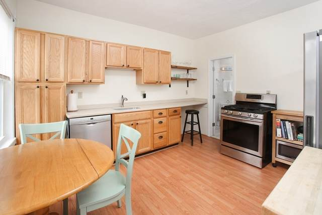 21 Jones Ct #21, Newton, MA 02458 (MLS #72793757) :: Revolution Realty