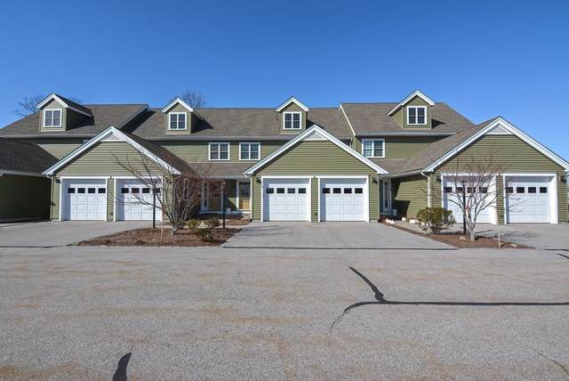 6 Terry Lane #6, Plainville, MA 02762 (MLS #72793790) :: Walker Residential Team