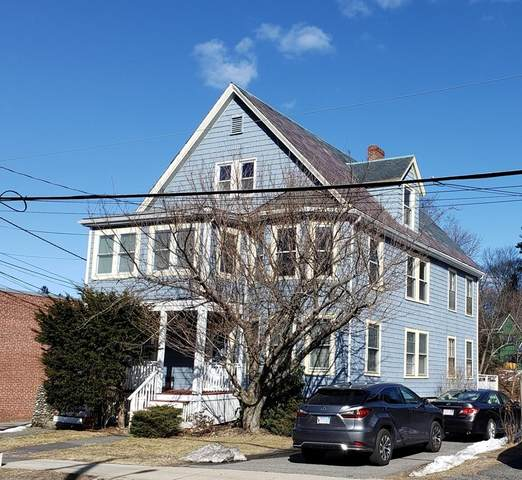 924 Walnut St #924, Newton, MA 02461 (MLS #72793800) :: Revolution Realty