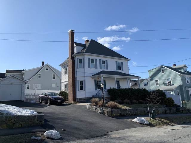 93 Waldeck, Milton, MA 02186 (MLS #72793801) :: Dot Collection at Access