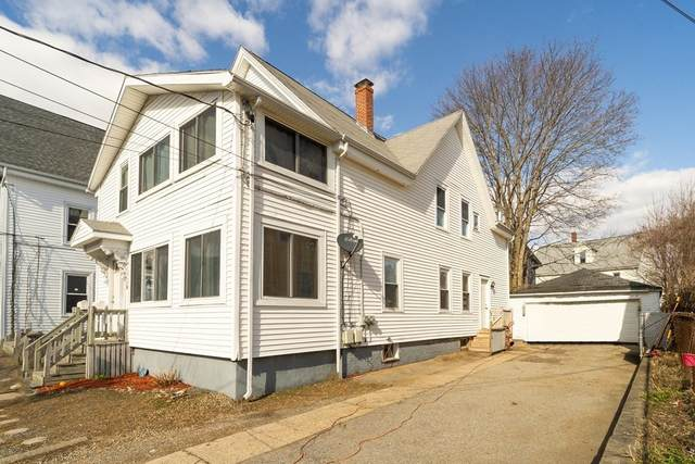 6 Lawrence St, Taunton, MA 02780 (MLS #72793847) :: Parrott Realty Group