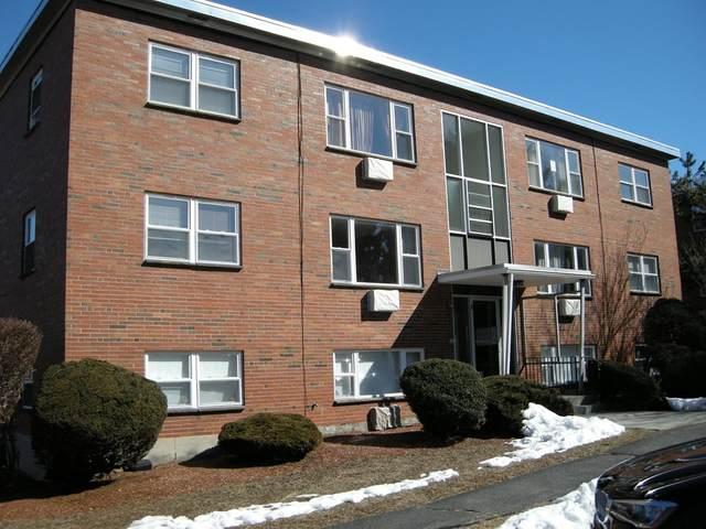 1105 Lexington St 6-4, Waltham, MA 02452 (MLS #72793894) :: East Group, Engel & Völkers