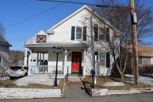 694 East Merrimack St, Lowell, MA 01852 (MLS #72793949) :: Revolution Realty