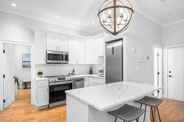 181 Salem Street 4R, Boston, MA 02113 (MLS #72794023) :: The Duffy Home Selling Team
