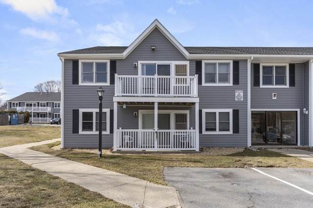 450 Somerset Ave #201, Taunton, MA 02780 (MLS #72794108) :: Dot Collection at Access