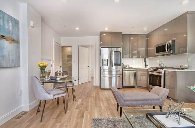 6 Everett Place #1, Boston, MA 02128 (MLS #72794142) :: Westcott Properties