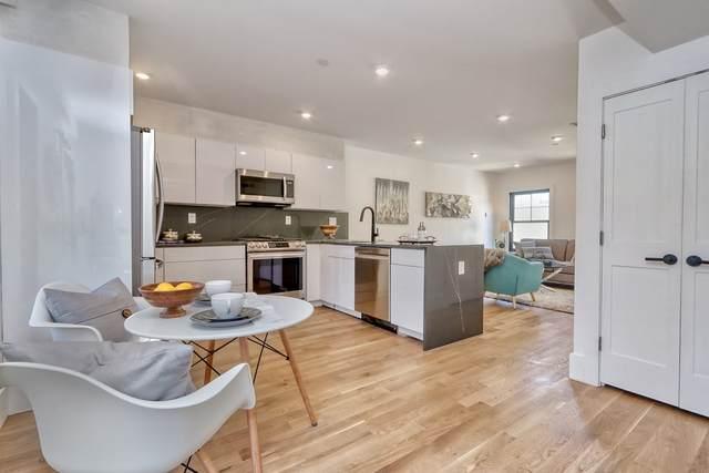 6 Everett Place #2, Boston, MA 02128 (MLS #72794199) :: Westcott Properties