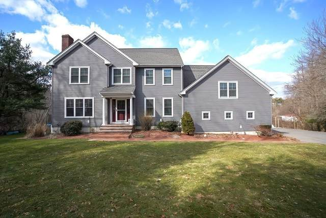 16 Heritage Dr, Berkley, MA 02779 (MLS #72794228) :: Revolution Realty