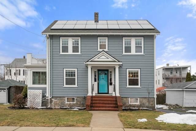 6 Anawan Terrace, Boston, MA 02131 (MLS #72794232) :: Conway Cityside