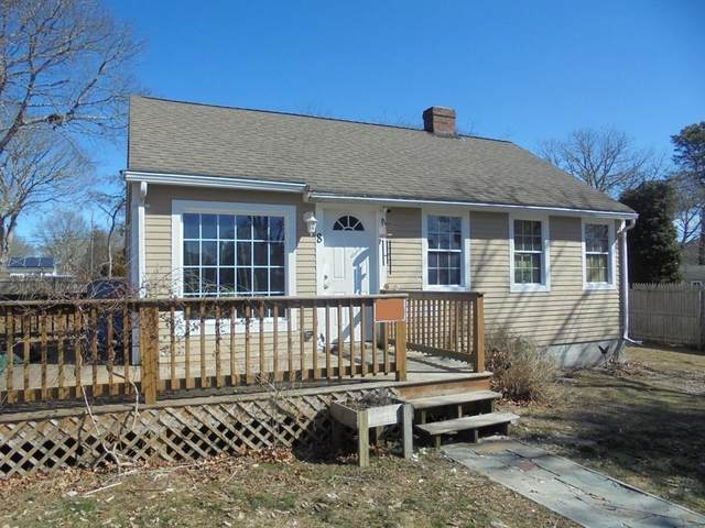 8 Amos Rd, Yarmouth, MA 02673 (MLS #72794241) :: The Duffy Home Selling Team