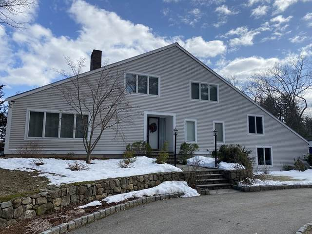 16 Huckleberry Hill Road, Lincoln, MA 01773 (MLS #72794257) :: East Group, Engel & Völkers