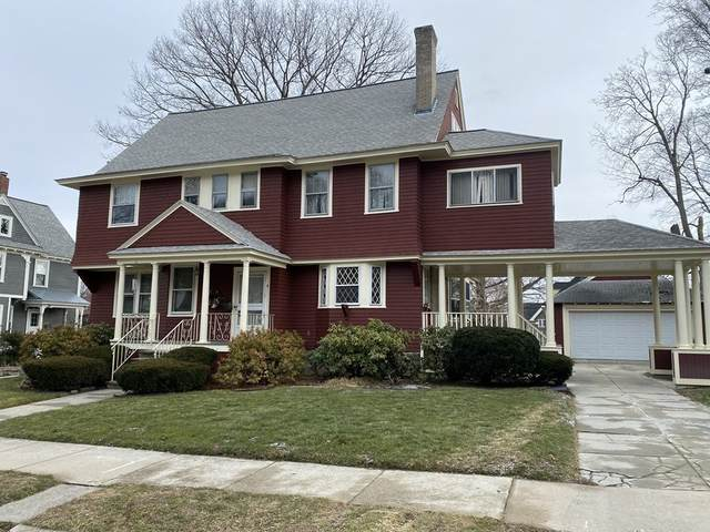 8 Berwick St, Worcester, MA 01602 (MLS #72794292) :: East Group, Engel & Völkers