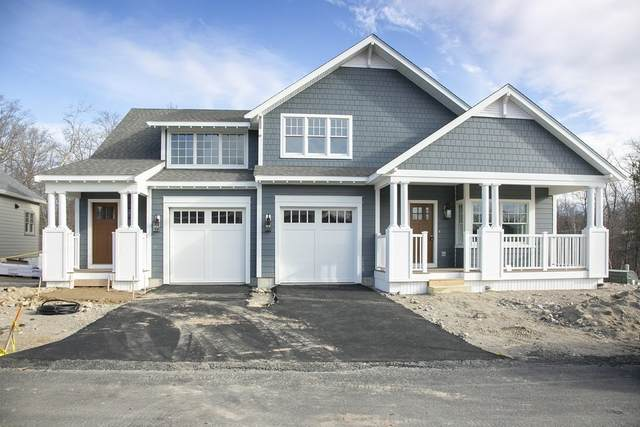 2 Atlantic Way #2, Scituate, MA 02066 (MLS #72794293) :: Revolution Realty