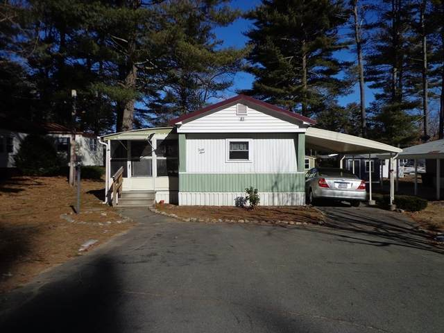 281 Chauncey Walker St. 41-A, Belchertown, MA 01007 (MLS #72794307) :: Revolution Realty