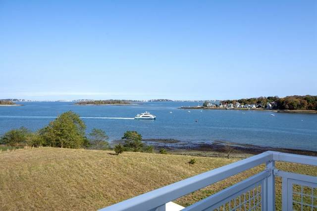 130 Broad Reach #601, Weymouth, MA 02091 (MLS #72794327) :: The Gillach Group