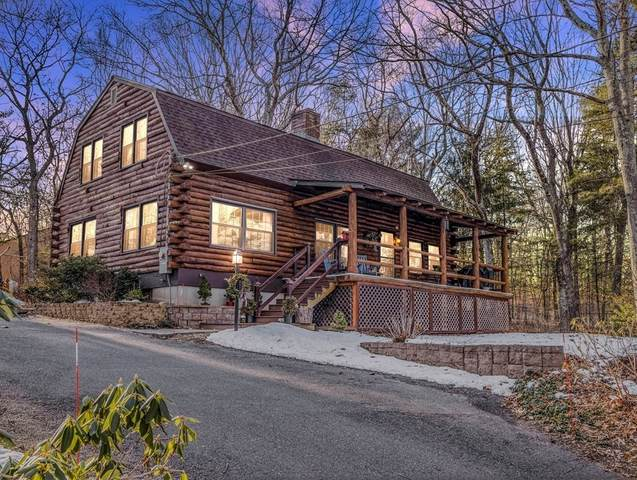 63 Priscilla Ave, Norfolk, MA 02056 (MLS #72794397) :: Trust Realty One