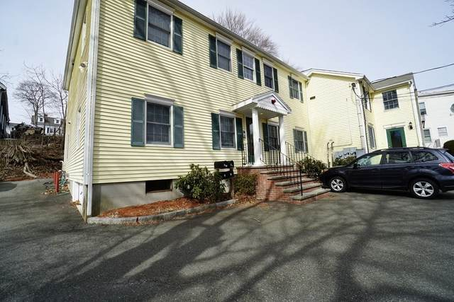 4-R Chapel St A, Norwood, MA 02062 (MLS #72794406) :: Spectrum Real Estate Consultants