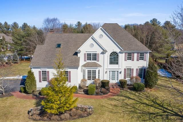 5 Country Club Way, Norton, MA 02766 (MLS #72794429) :: Conway Cityside