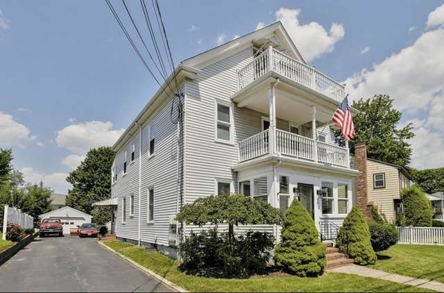 23 Hazelnut Place #2, Dedham, MA 02026 (MLS #72794442) :: Welchman Real Estate Group