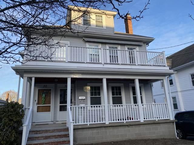 30 Carver East #1, Watertown, MA 02472 (MLS #72794448) :: Welchman Real Estate Group