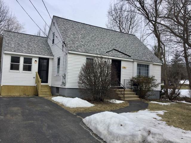 26 Bailey Street, Worcester, MA 01602 (MLS #72794539) :: East Group, Engel & Völkers