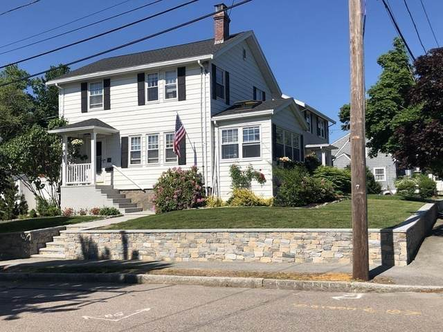 45 Virginia Rd, Quincy, MA 02169 (MLS #72794625) :: Dot Collection at Access