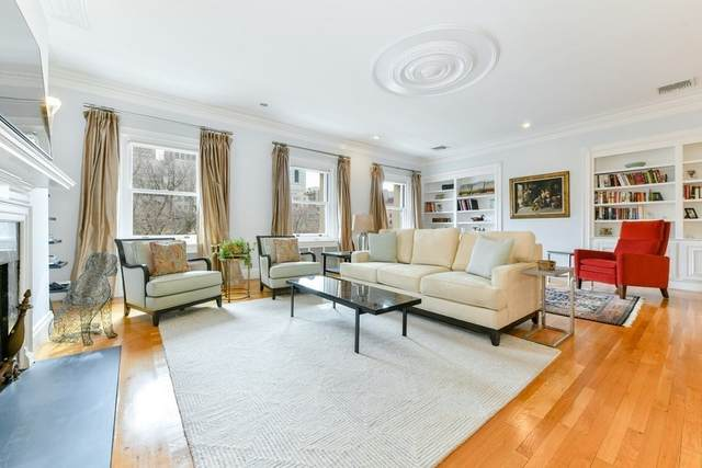 43 Commonwealth Avenue #5, Boston, MA 02116 (MLS #72794659) :: Dot Collection at Access