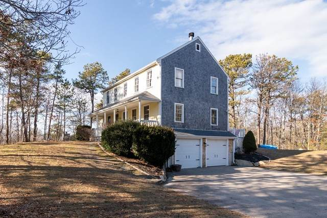 1325 Old Sandwich Road, Plymouth, MA 02360 (MLS #72794897) :: Zack Harwood Real Estate   Berkshire Hathaway HomeServices Warren Residential