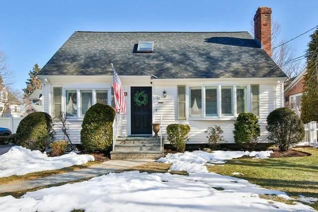 20 Albert Street, Waltham, MA 02453 (MLS #72794923) :: Zack Harwood Real Estate   Berkshire Hathaway HomeServices Warren Residential