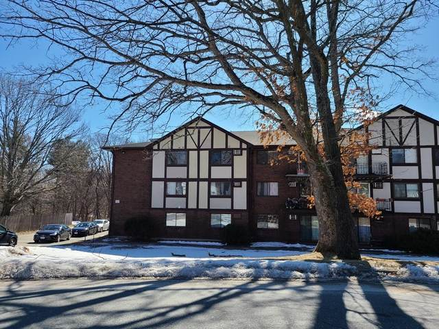 101 Whipple Street #21, Worcester, MA 01610 (MLS #72794928) :: Spectrum Real Estate Consultants