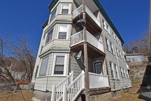 11 Wood St, Fitchburg, MA 01420 (MLS #72794953) :: Spectrum Real Estate Consultants