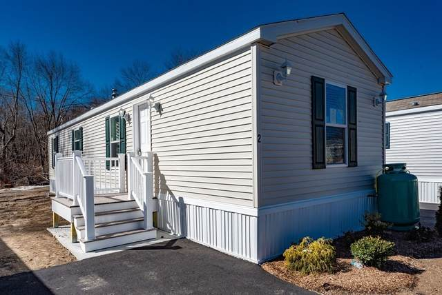 1540 Broadway #2, Raynham, MA 02767 (MLS #72794993) :: Team Tringali