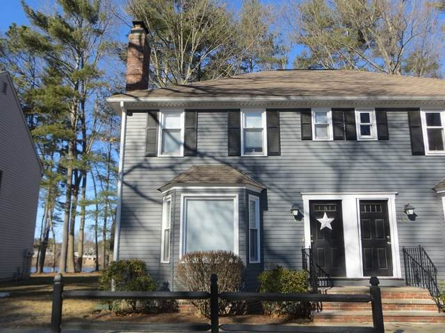 268 Wellman Ave. #268, Chelmsford, MA 01863 (MLS #72795013) :: Spectrum Real Estate Consultants