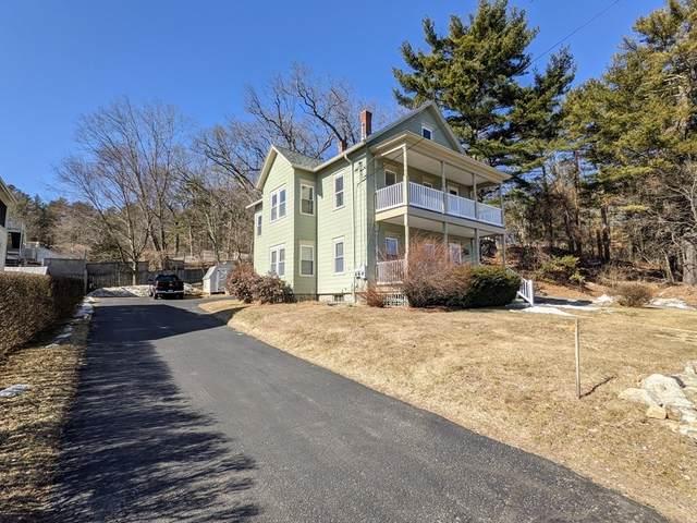 176 N Main St, Uxbridge, MA 01569 (MLS #72795014) :: Spectrum Real Estate Consultants