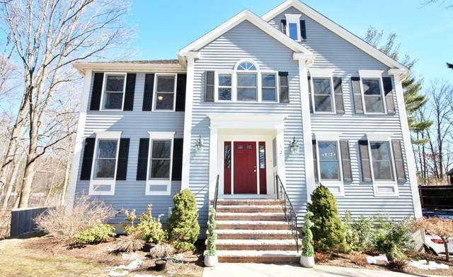 2 Freedom Dr, North Reading, MA 01864 (MLS #72795015) :: Spectrum Real Estate Consultants