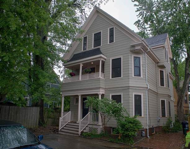 10 Sycamore St. #1, Cambridge, MA 02140 (MLS #72795083) :: Dot Collection at Access