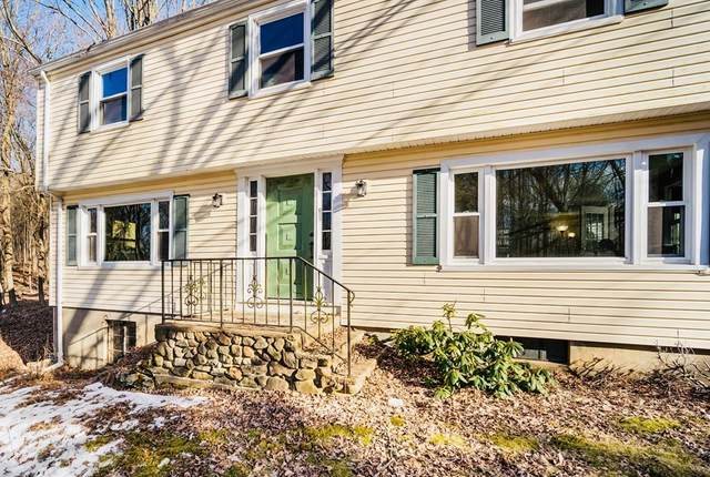 54 Mountain Rd, Wilbraham, MA 01095 (MLS #72795084) :: Dot Collection at Access