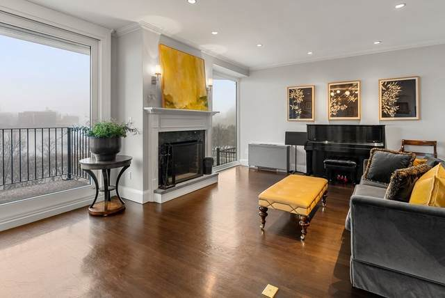 242 Beacon St Ph, Boston, MA 02116 (MLS #72795085) :: Dot Collection at Access