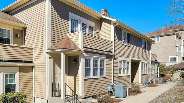 450 Rock St #16, Fall River, MA 02720 (MLS #72795149) :: RE/MAX Vantage