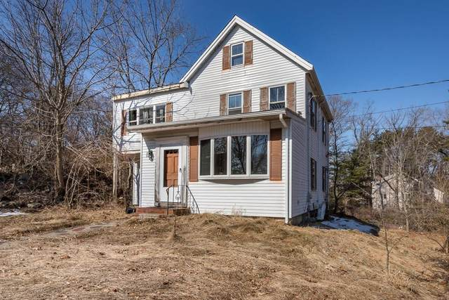 255 Rockland St, Canton, MA 02021 (MLS #72796118) :: Conway Cityside