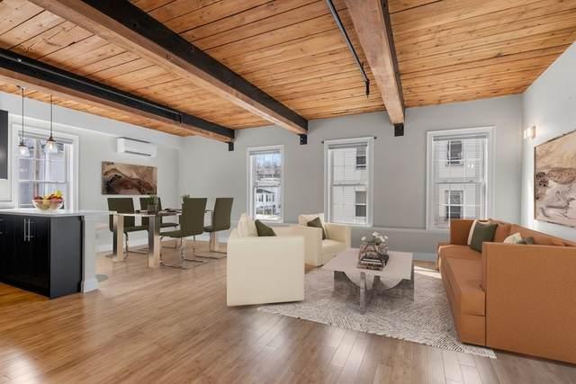 110 Pleasant St #212, Marlborough, MA 01752 (MLS #72796384) :: Spectrum Real Estate Consultants
