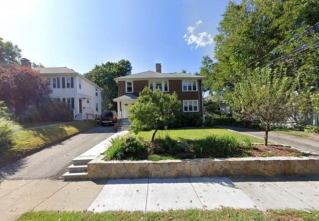 184 Cabot St #184, Newton, MA 02458 (MLS #72796543) :: Revolution Realty
