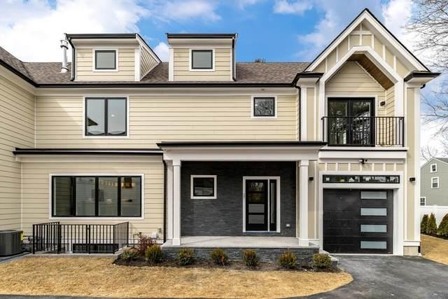 17 Sharon Ave #2, Newton, MA 02466 (MLS #72797096) :: Team Roso-RE/MAX Vantage